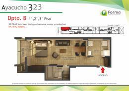 Foto Edificio en Barrio Sur AYACUCHO 232 número 1