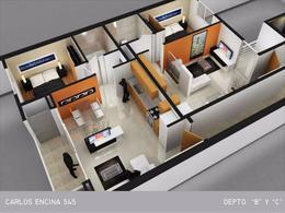 Foto Edificio en Liniers Carlos Encina 545 número 8