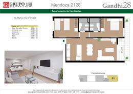 Foto Edificio en Centro Oeste MENDOZA 2128 número 6