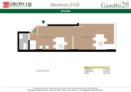Foto Edificio en Centro Oeste MENDOZA 2128 número 1