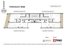 Foto Edificio en Palermo PARAGUAY y VIDT número 5