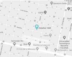 Foto Departamento en Venta en  Centro Sur,  Rosario  Zeballos 1600