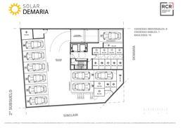Foto Edificio en Palermo Nuevo Demaría y Sinclair número 13