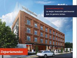 Foto Condominio en México Preventa departamento La Fabrica  número 3