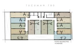 Foto Edificio en Microcentro             Tucuman 780          caba número 26