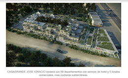 Foto Edificio en José Ignacio Casa Grande Jose Ignacio número 5