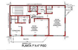 Foto Edificio en Liniers Altos de Lisandro número 12
