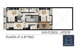 Foto Edificio en Luis Agote Santa fe 3300 número 12