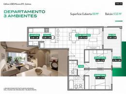 Foto Edificio en Quilmes Moreno 873 número 9