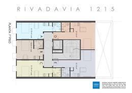 Foto Edificio en Microcentro rivadavia 1215 número 16