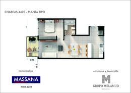 Foto Edificio en Palermo CHARCAS 4470 número 19