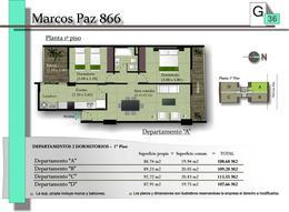 Foto Edificio en San Miguel De Tucumán MARCOS PAZ 886 número 4