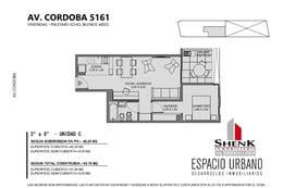 Foto Edificio en Palermo CORDOBA 5100 número 16