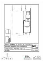 Foto Edificio en Capital Edificio Varena - P. A. de Sarmiento antes de Av. Ignacio de la Roza número 7