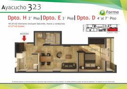 Foto Edificio en Barrio Sur AYACUCHO 232 número 13