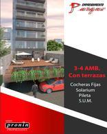 Foto Edificio en P.Centenario Avda Diaz Velez 4558 número 2