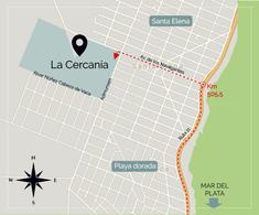 Foto Barrio Privado en Santa Clara Del Mar Camino a Santa Clara número 2