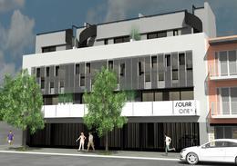 Foto Edificio en Belgrano 5 triplex sustentables. Piletas y parrillas propias. Belgrano.  número 14