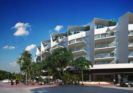 Foto Edificio en Playa del Carmen Centro AV. 38, esquina Calle Flamingo.  número 4