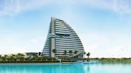 Foto Edificio en Zona Hotelera Shark Tower Puerto Cancun número 4