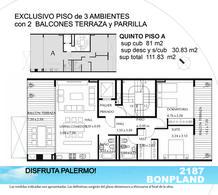 Foto Edificio en Palermo Hollywood Bonpland y Guatemala número 8