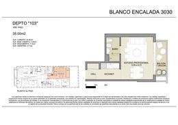 Foto Edificio en Belgrano BLANCO ENCALADA 3030 número 12