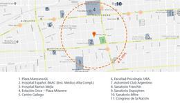 Foto thumbnail unidad Departamento en Venta en  Balvanera ,  Capital Federal  Moreno 2900 - Unidad 106