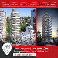 Foto Edificio en V.Lopez-Vias/Rio Av. Libertador 602 número 2