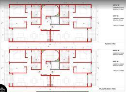 Foto Edificio en Recoleta Juncal 2520 número 9