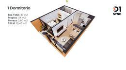 Foto Edificio en Centro (Montevideo) Apartamentos  de 1  y 2 dormitorios, Lanzamiento número 4