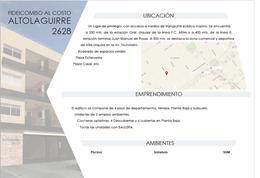 Foto Edificio en Villa Urquiza Altolaguirre 2628 número 5