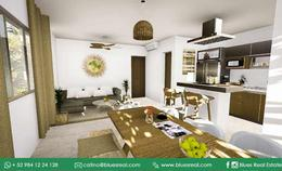 Thumbnail unit picture Apartment in Sale in  Tulum ,  Quintana Roo  For sale apartments in Condos 8 Tulum | Code 472
