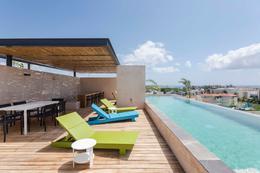 Foto Edificio en Zazil Ha Coco Beach a una cuadra del Mar, Playa del Carmen. Quintana Roo. número 13