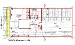 Foto Edificio en Santa Genoveva  Islas Malvinas 800 número 12