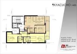 Foto Edificio en Martin AYACUCHO 1430 número 6
