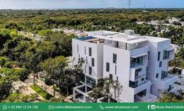 Thumbnail unit picture Apartment in Sale in  Playa del Carmen,  Solidaridad  For sale new apartments in Onkoba - Code 520