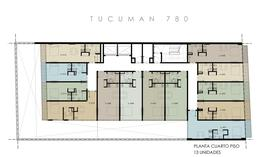 Foto Edificio en Microcentro             Tucuman 780          caba número 32