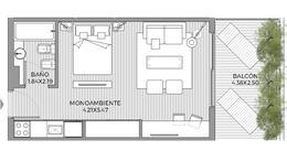Foto Edificio en Palermo Pasaje Mason 4448 número 9