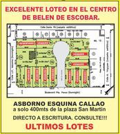 Foto Barrio Abierto en Belen De Escobar Asborno y Callao número 1