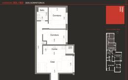 Foto Edificio en Cordón Apartamentos de 1 y 2 dormitorios SOHO Minas número 8