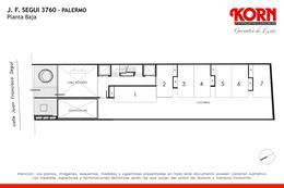 Foto Edificio en Palermo Segui entre Rep. Arabe Siria y Ugarteche numero 10