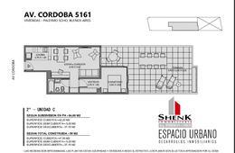 Foto Edificio en Palermo CORDOBA 5100 número 18