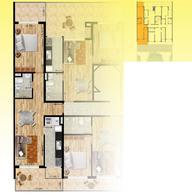 Foto Edificio en Pocitos Nuevo Próximo a WTC y a la Rambla de Pocitos número 5