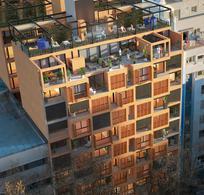 Foto Edificio en Barrio Sur             Canelones y Río Negro           número 1