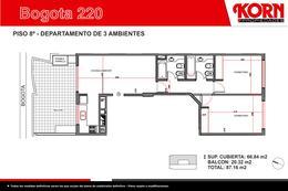 Foto Edificio en Caballito Norte Bogotá entre Dr. Eleodoro Lobos y Campichuelo numero 10