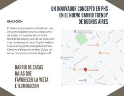 Foto Departamento en Venta en  Urquiza R,  V.Urquiza  La Pampa 4500, Villa Urquiza UF 10 VENDIDA
