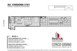 Foto Edificio en Palermo CORDOBA 5100 número 17