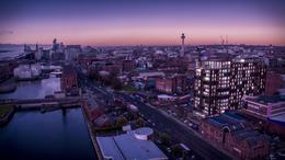 Foto Hotel en Liverpool Baltic Triangle, Liverpool, Reino Unido número 1