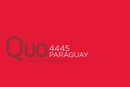 Foto Edificio en Palermo Quo Paraguay 4445 número 1