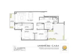Foto Edificio en Almagro Lambaré 800 número 9